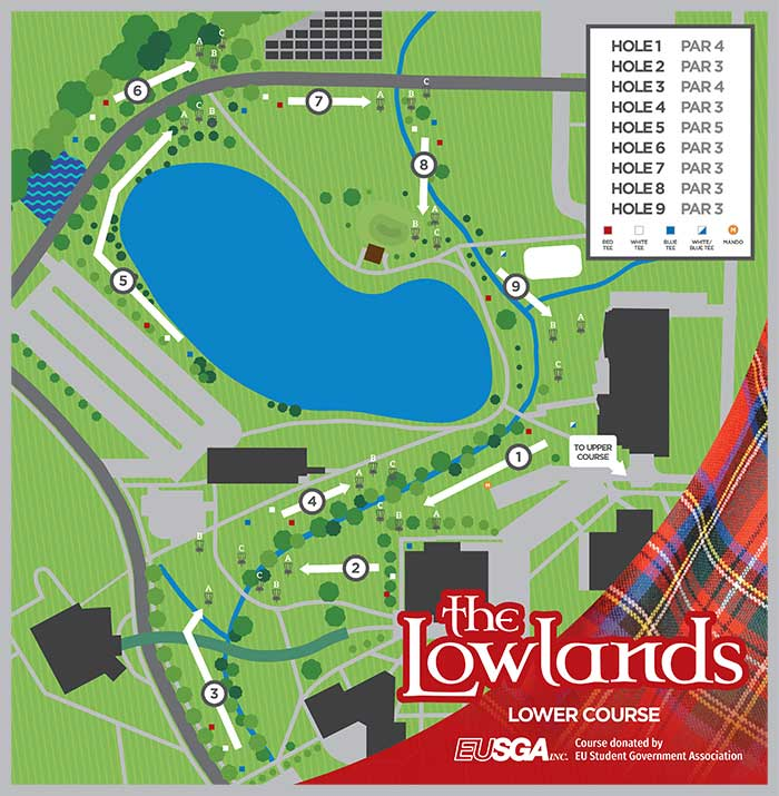 The Lowlands - Lower Course